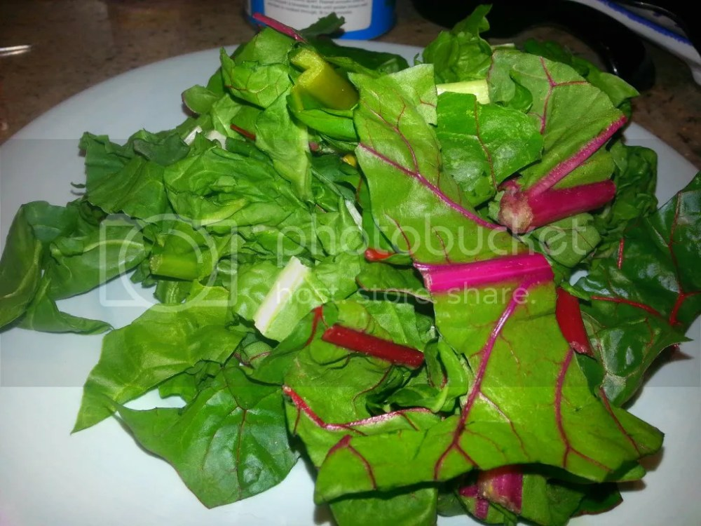 Greens Make the Best Quick Meals (3/6)