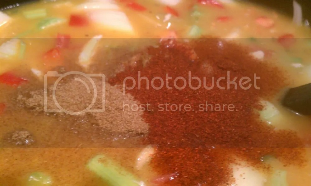Pumpkin Southwestern Chicken Soup (5/6)