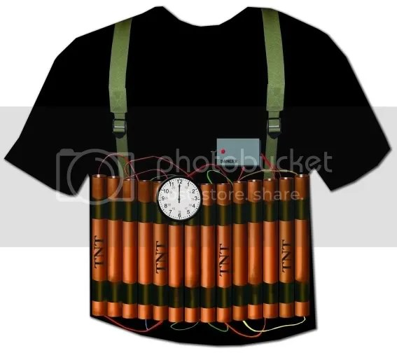 Terrorist T-Shirt