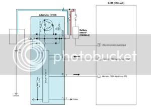 Alternator electrical diagram please  Hyundai Forums