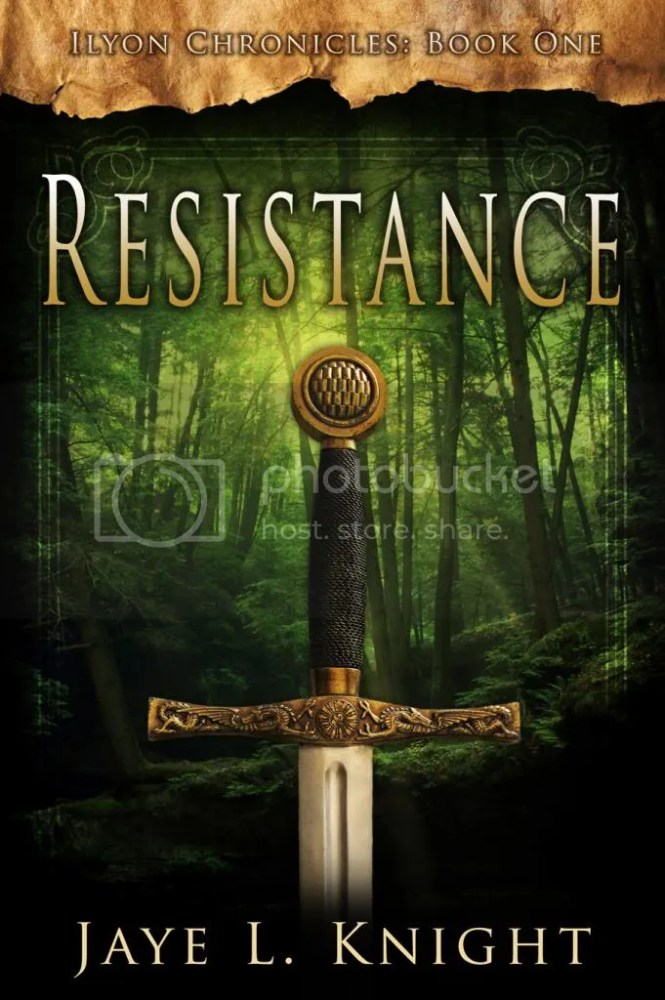 Resistance Book Blog Tour (1/2)