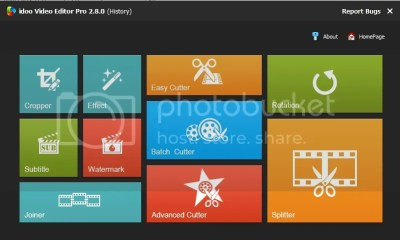 idoo Video Editor Pro 2.8.0 Full+Keygen