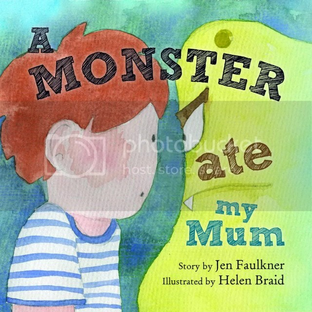 A Monster Ate My Mum
