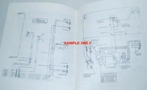 62 Chevy Impala Electrical Wiring Diagram Manual 1962  I