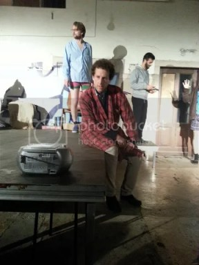 Matt Baram im Zentrum des Apokalypse-Dramas