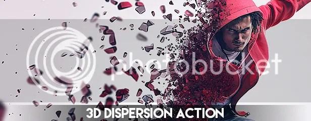 Broken Photoshop Action - 40