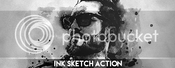 Pencil Sketch Photoshop Action - 6
