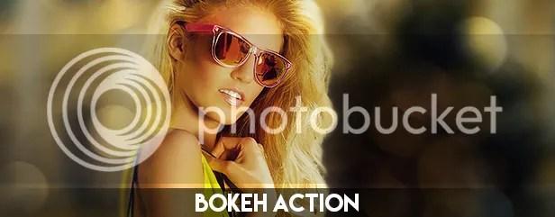 Broken Photoshop Action - 35