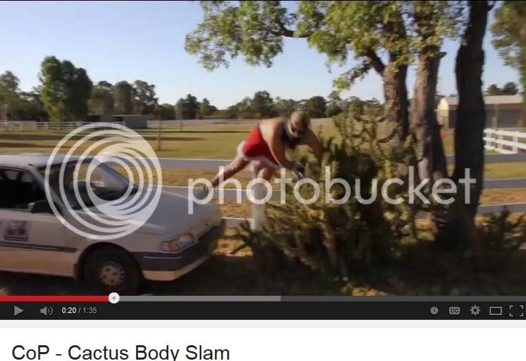 Cactus leap