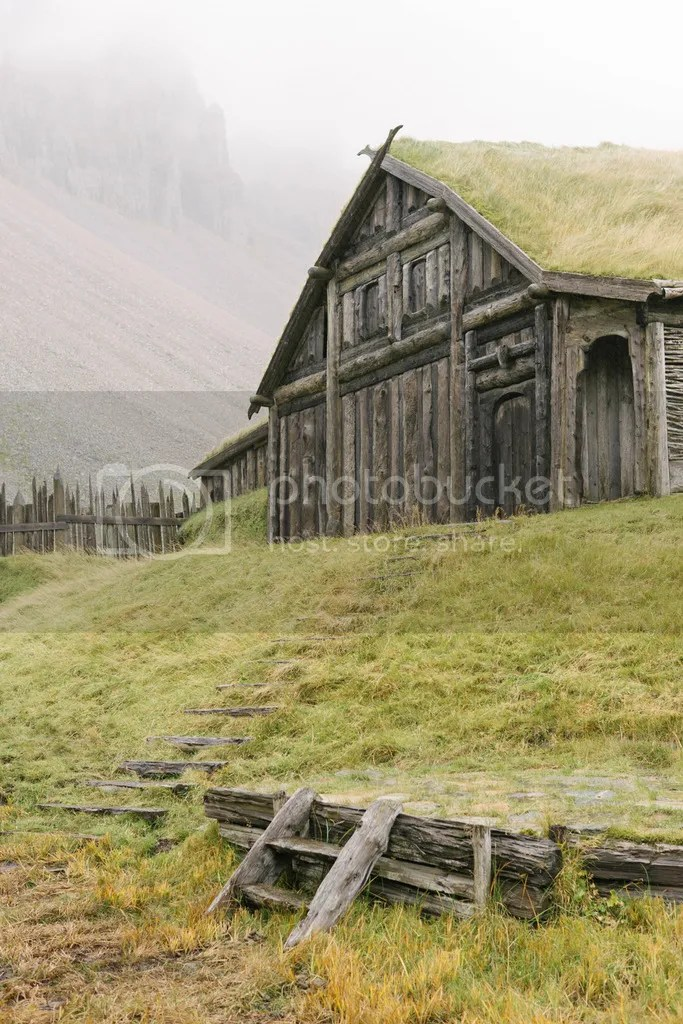 iceland ring road viking village