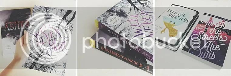 book haul, books, review, book mail, arcs