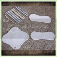 Cloth Pads Part One: Liner Pads