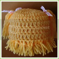 Cabbage Patch Hat, Again!