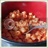 Vegan Spaghetti O's