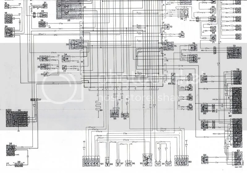 Mercedes Wiring   Mercedes R350 Fuse Box Diagram