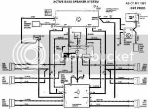 Radio Wiring Diagram 190e  MercedesBenz Forum