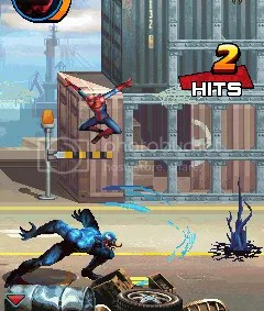 the amazing spiderman full touch screen for java jar technozodiac