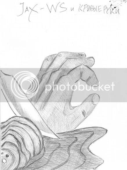 JAX-WS и кривые руки