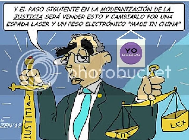La Dictadura Judicial