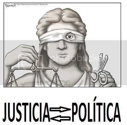 Justica politizada