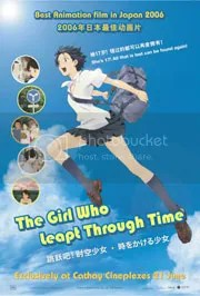 The Girl who leapt throug time