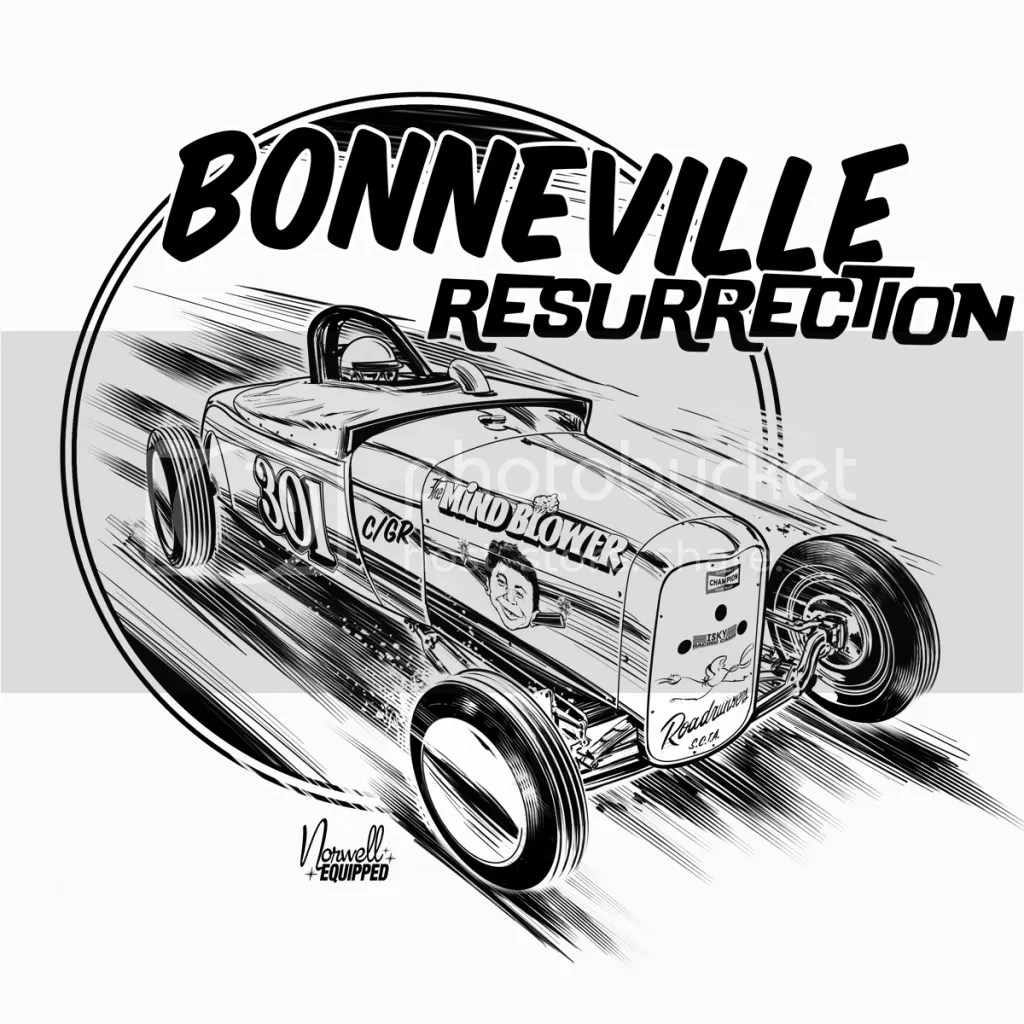 Norwell Equipped Automotive Illustration