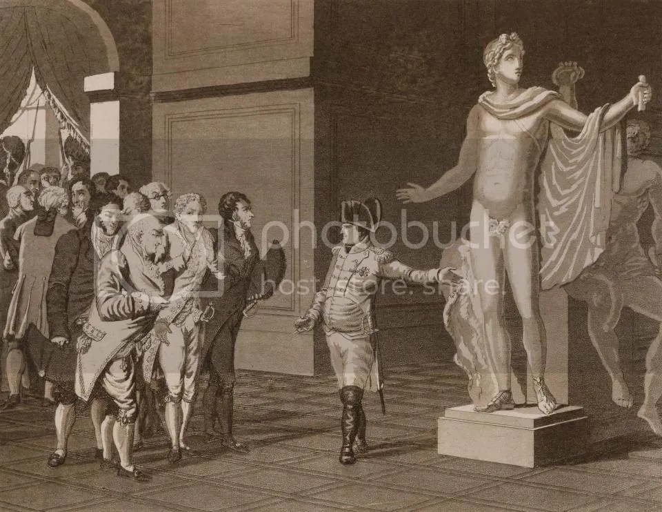 photo ch29_anonymous_napoleon_displaying_apollo_belvedere_and_other_treasure_taken_from_italy_1797_loc_zps5170d52f.jpg