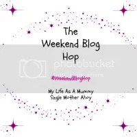 Single Mother Ahoy Weekend Blog Hop