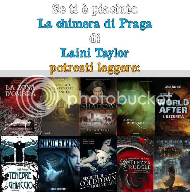 La chimera di Praga di Laini Taylor