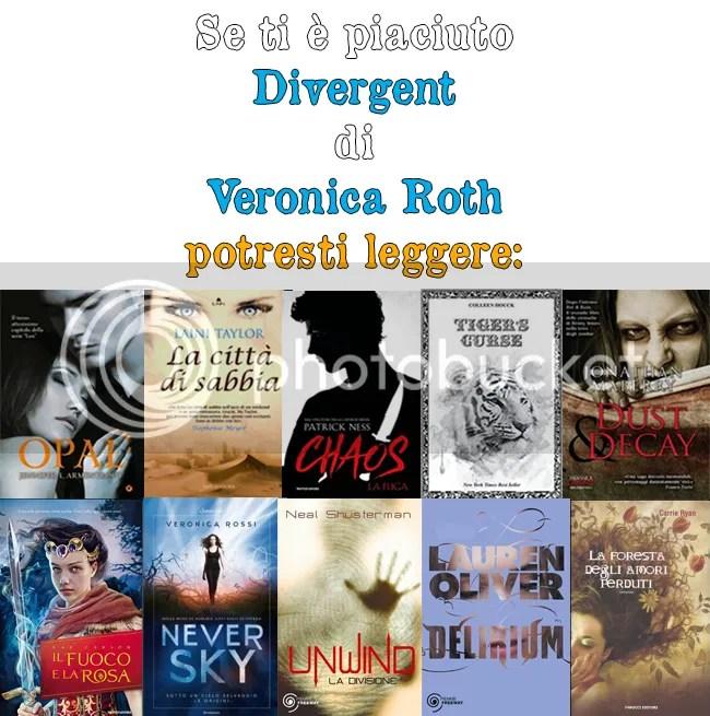 Divergent di Veronica Roth