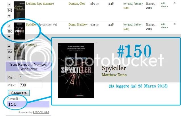 Spykiller (Spycatcher, #1)