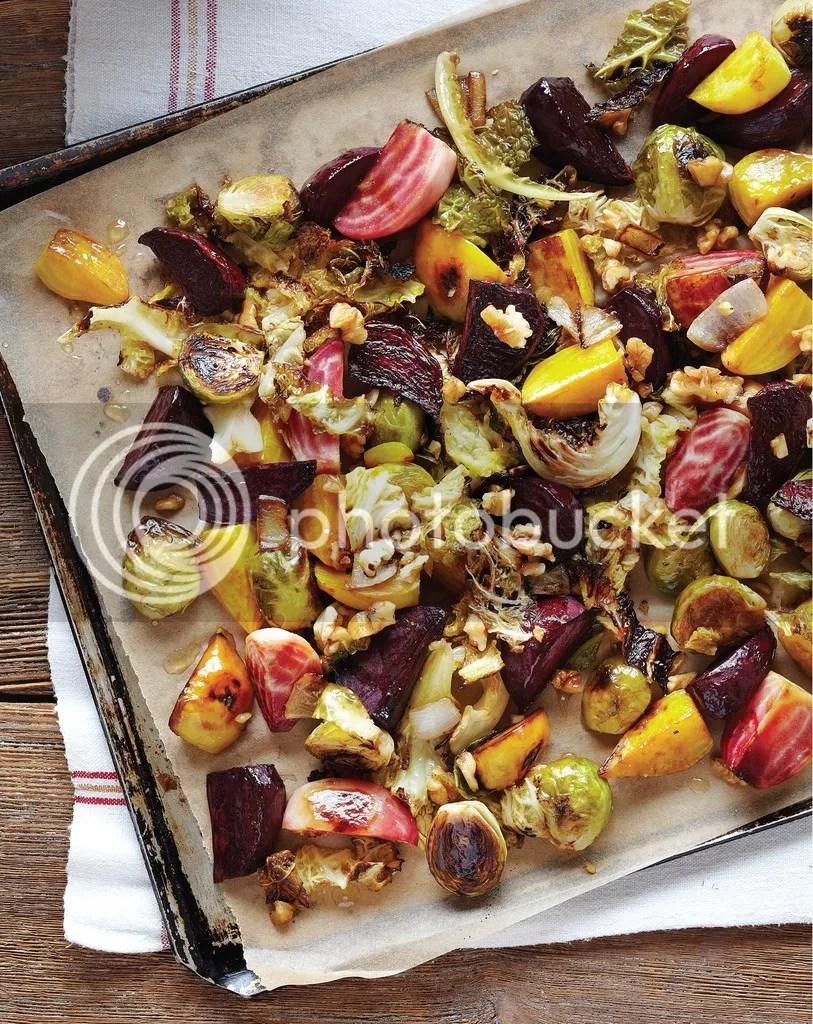 Balsamic Roasted Vegetables