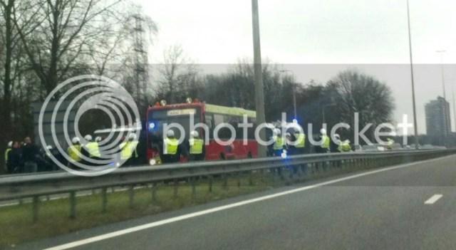 Bus Feyenoord