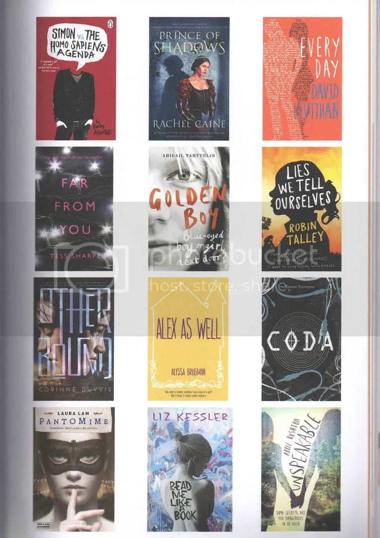 The Rise and Success of LGBTQ YA, Geeked Magazine, Spring - Summer 2015