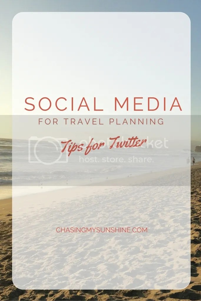 Social media is a great way to plan trips these days. Check out these tips for using Twitter for travel planning. You never know what you'll find on Twitter! Keep this pin handy for your next adventure.