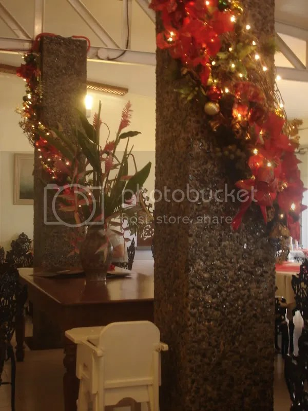 Stunning Christmas decor.