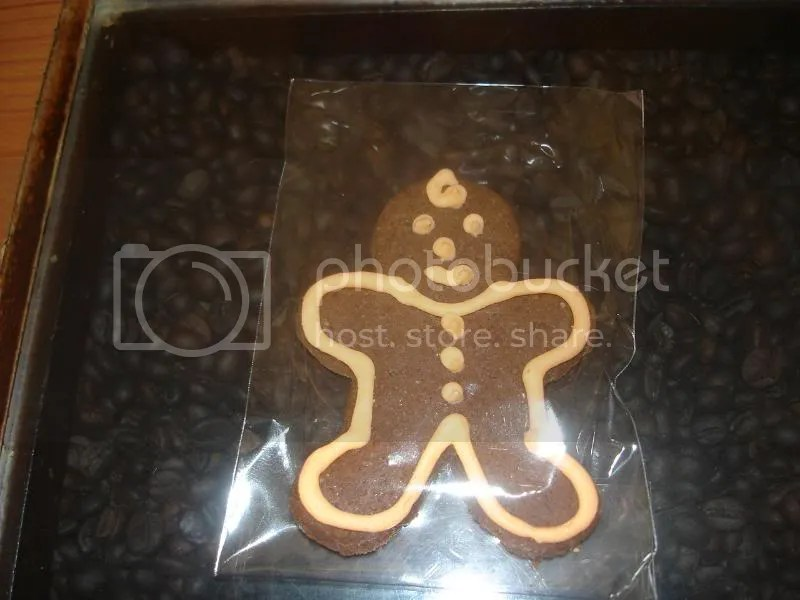 John Gingerbread man, you have been found guilty of...