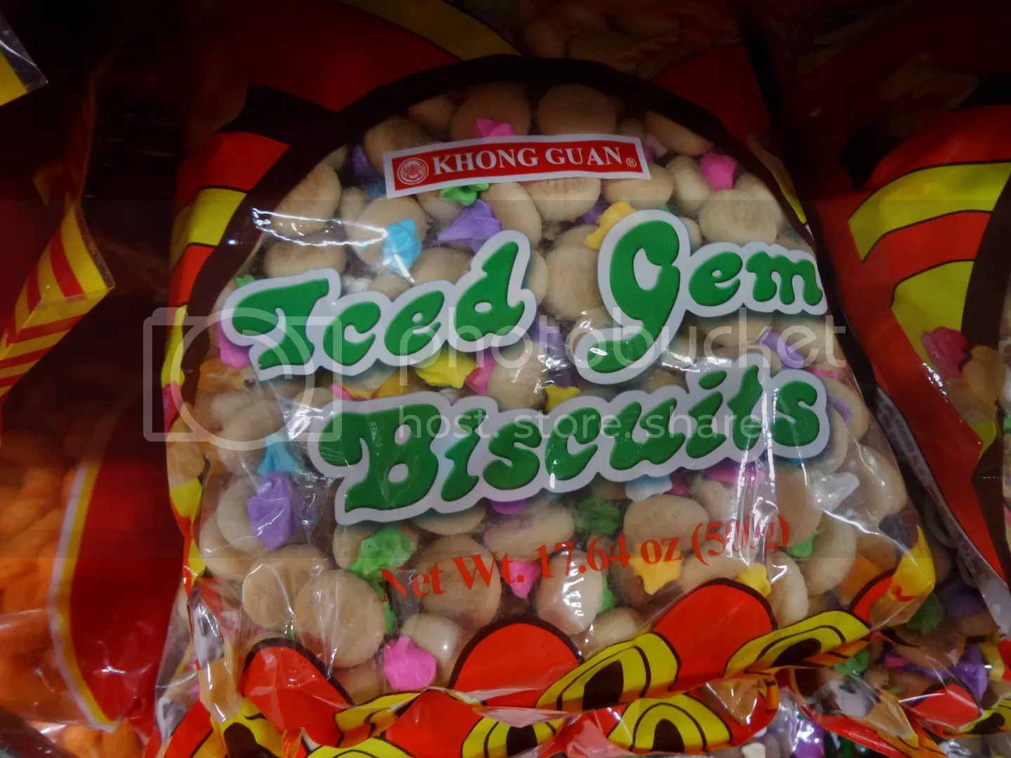 Iced Gem Biscuits!