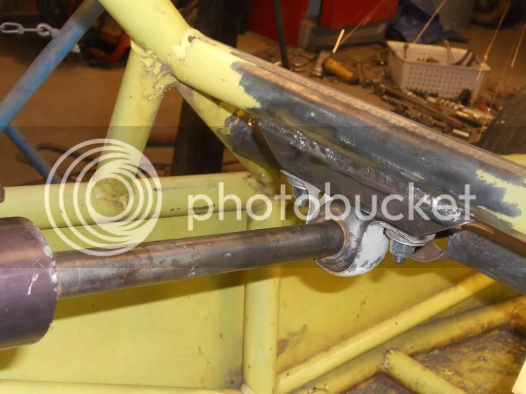 Dune Buggy Steering Column Build