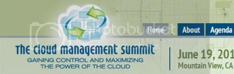 Cloud Management Summit 2012