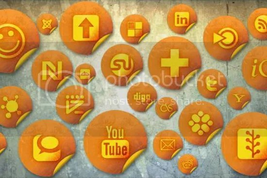 Social Media Buttons