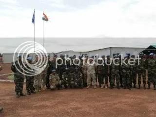 Foto UN di Darfur