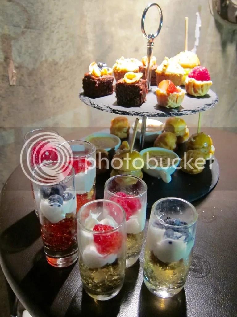 KPO Ladies Night High Tea Set