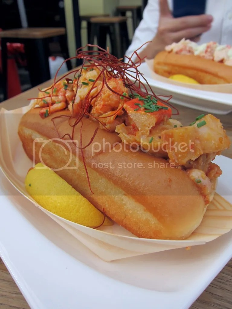 Platypus Lobster Shack The Modern Lobster Roll