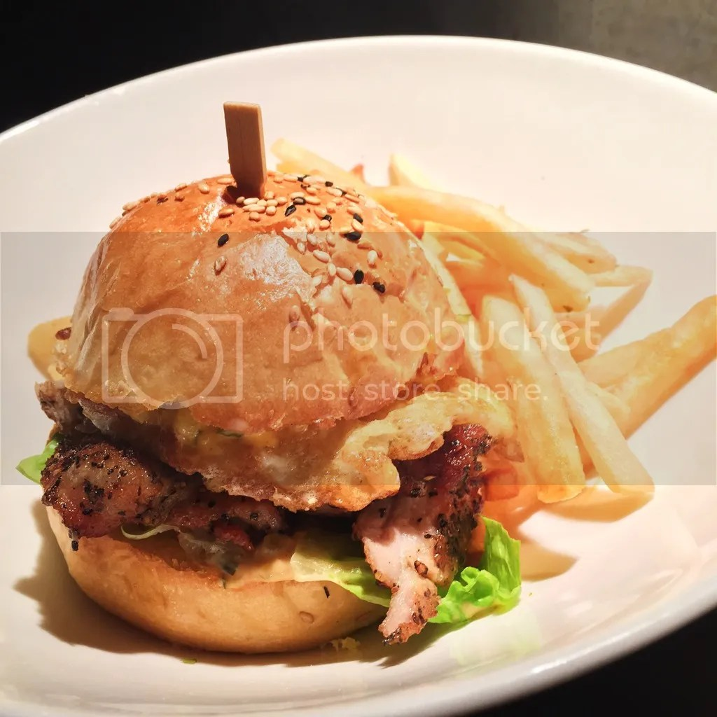 KPO Not-A-Ramlee Burger