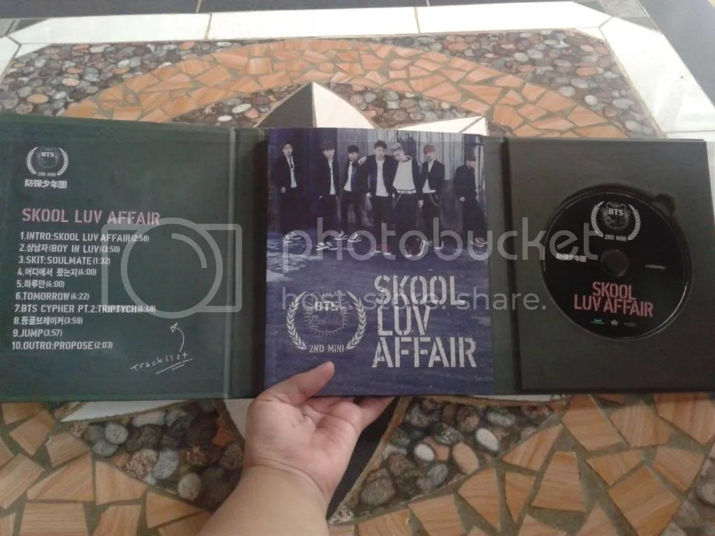 Review] BTS – 2nd Mini Album Skool Luv Affair