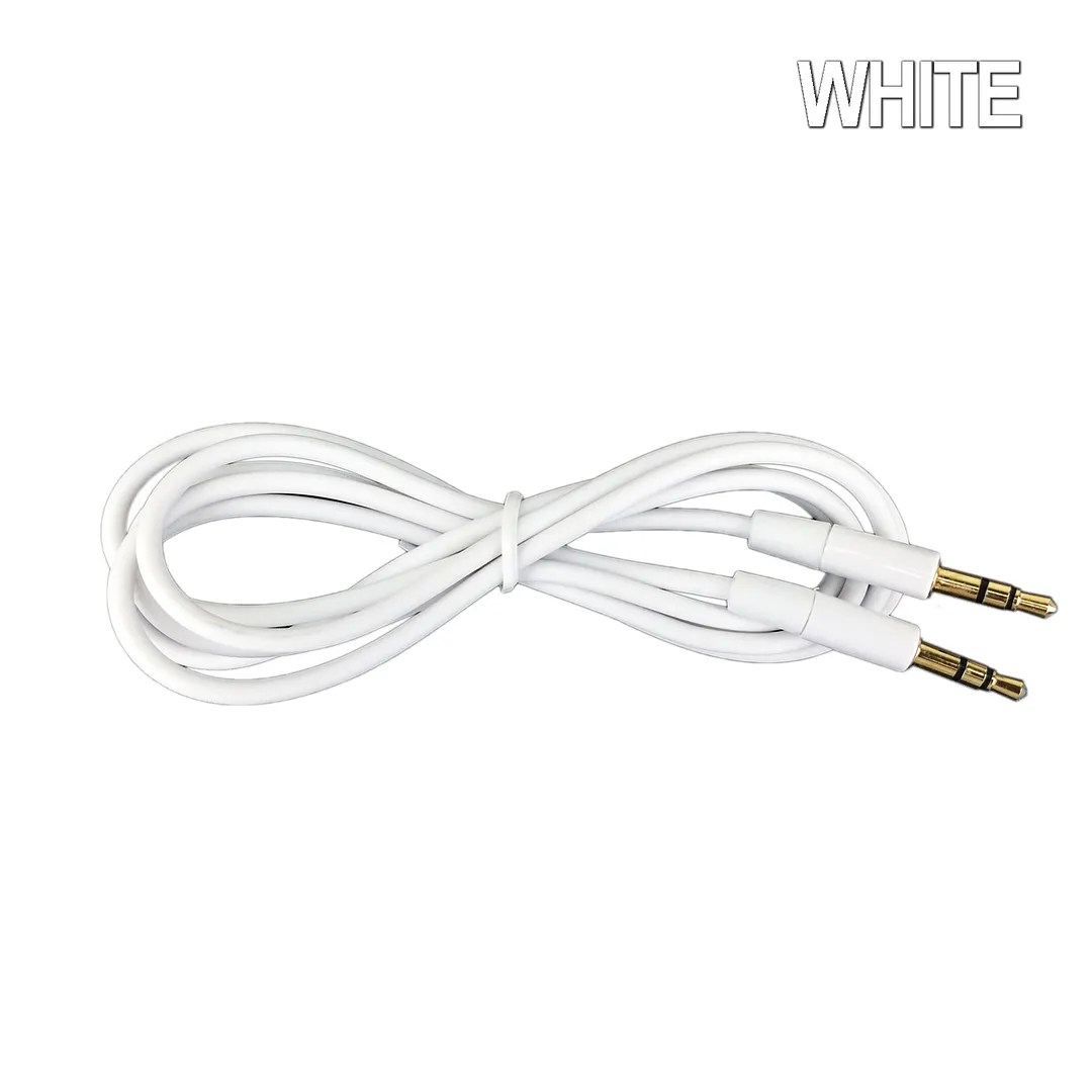 Aux Cable 3 5mm Stereo Audio Input Extension Male To Male