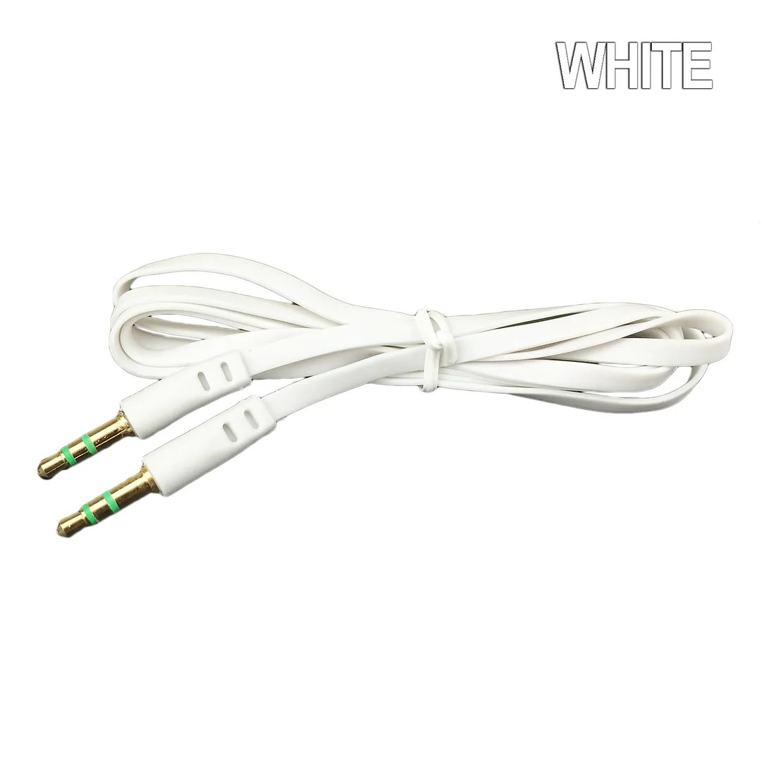 Auxiliary Stereo Mp3 Cable 3 5mm Audio Aux Input Extension