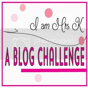 A Blog Challenge