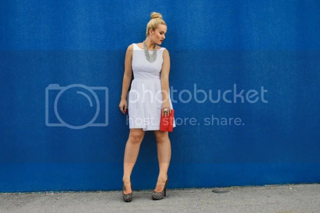Sara Berman White Dress